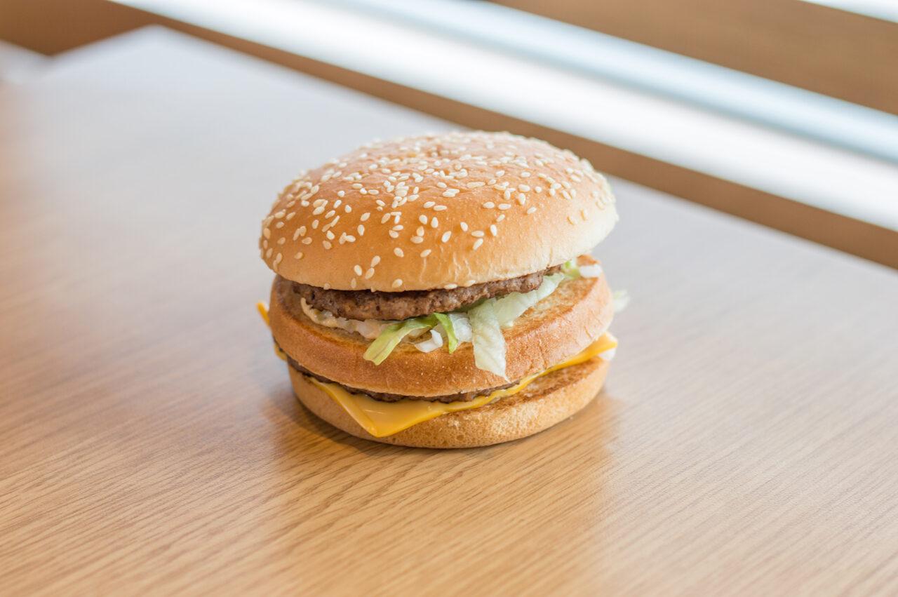 Big Mac Indekset bruges til at vurdere om en valuta er på sit korrekt niveau
