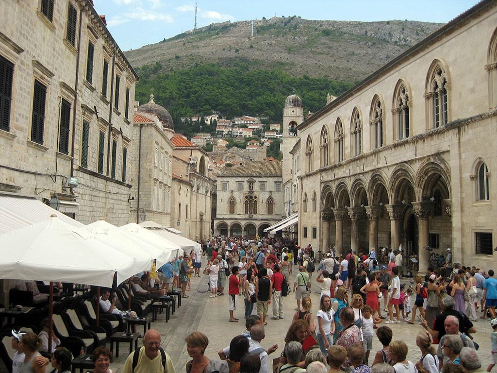Turisme i Kroatien